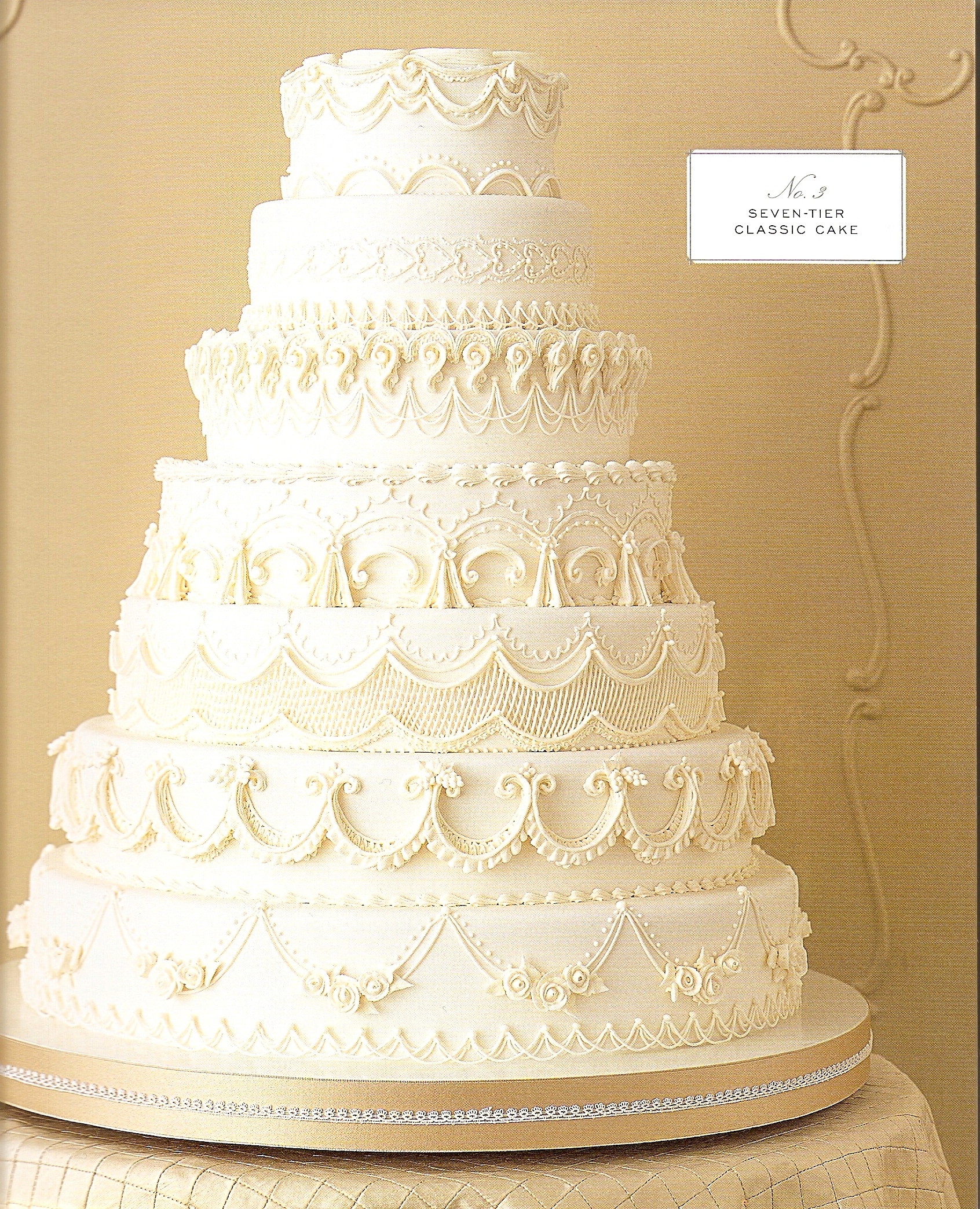 martha stewart wedding cakes pictures martha stewart s wedding cakes la 17208